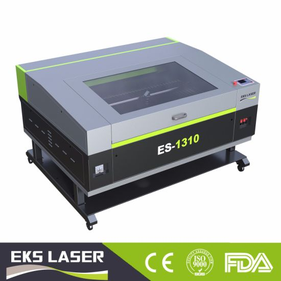 Eks-1310 Laser Cutting and Engraving Machine with 60W80W 100W 30W Laser Tube