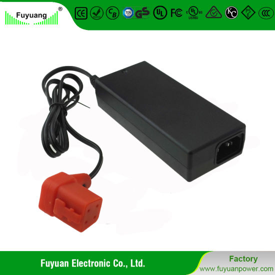 33.6V 2A Desktop Li-ion Battery Charger with UL Certificate