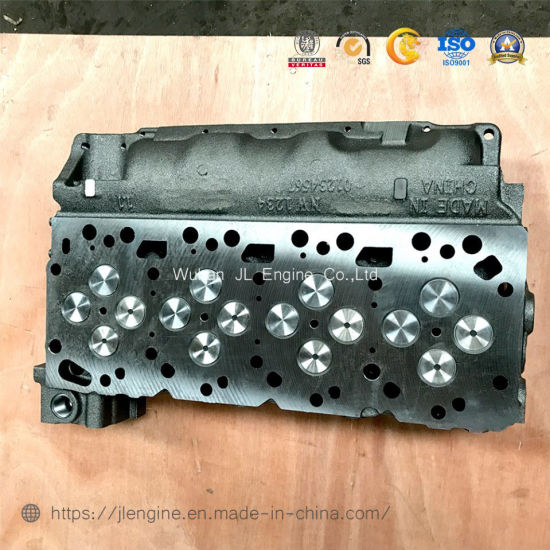 Cylinder Head Assy Isde-4D 4.5L Engine Parts Project Construction 4941496