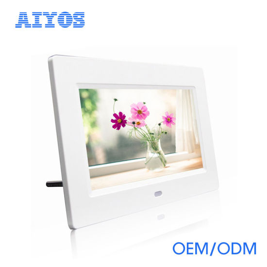 China 2017 New Best Selling 16: 9 Screen Ratio 10 Inch Digital Photo ...