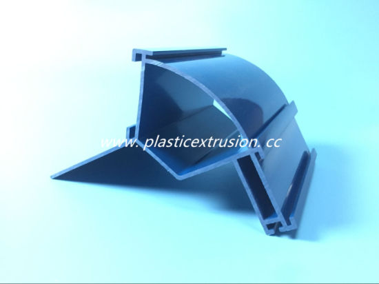 PVC Extrusion Profile Plastic Pipe Extruded Profile Colored Extrusion Lightweight Plastic Pipe PVC Pipe PVC Plastic Tub