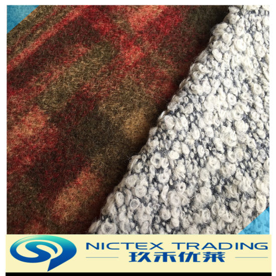 China Wool Acrylic Mohair