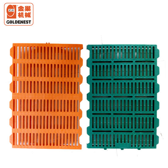 Plastic Slats for Pig Farming Equipment in Pig House