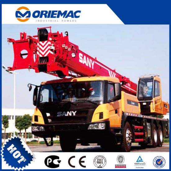 Sany Truck Crane 20 Ton Stc200 Mobile Crane for Sale pictures & photos