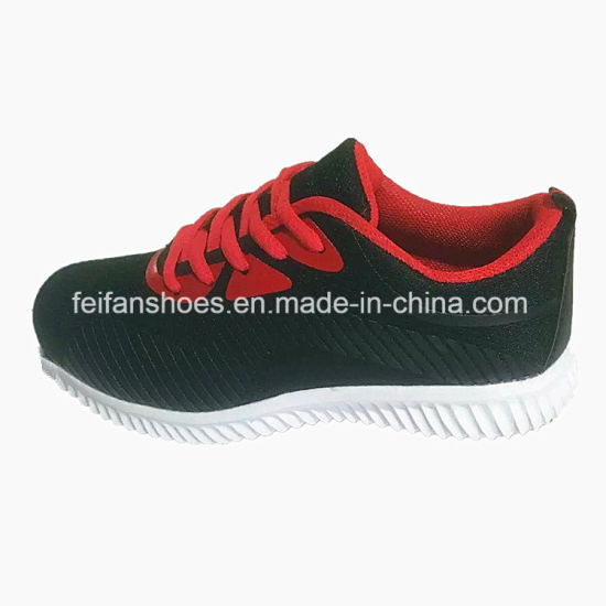 High Quality Women Casual Sport Shoes Athletic Shoes Footwear Shoes (LT0119-1)