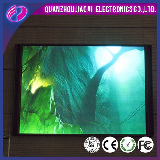 P2.5 Full Color Advertising Display