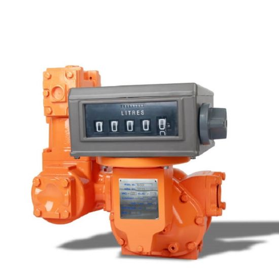 Facotry LC Flow Meter Liquid Control Flow Meter with Strainer and Eliminator