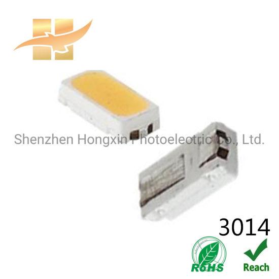 China Supplier Side Emitting SMD LED 3014 for Indicator Light