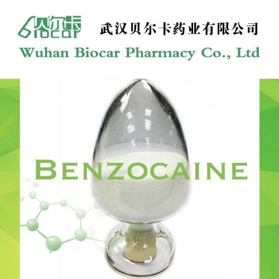 Local Anesthetic Pain Killer Powder Benzocaine CAS 94-09-7