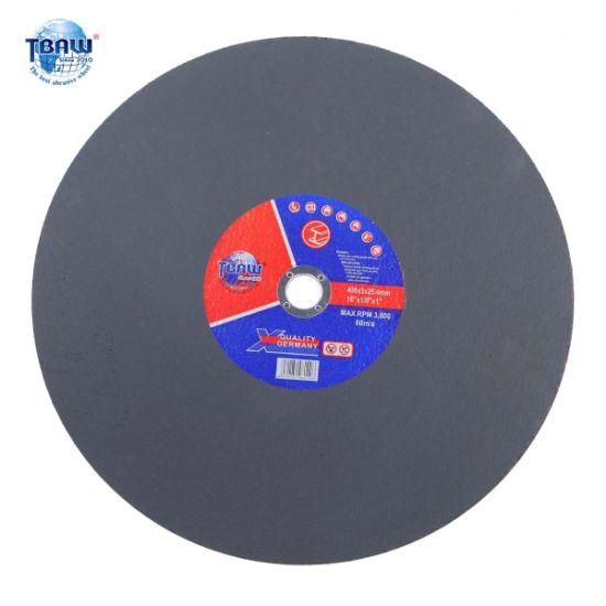 41A 400X3.0X25.4mm 2net 2 Paper Cutting Abrasive Cut off Wheel for Steel