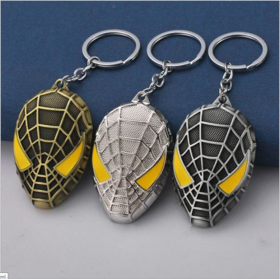 Custom Wholesale 2D/3D Key Chain for Promotion Gift