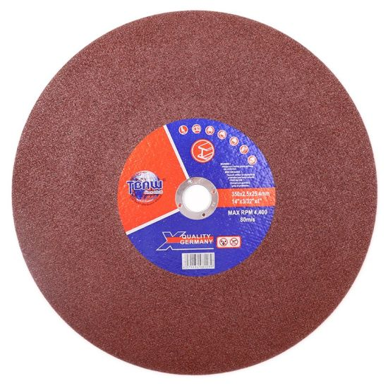 Big Size Double Net Cut-off Wheels for Machines Grinder Polishing