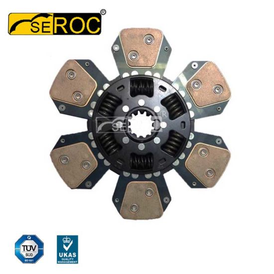 82824211 Agriculture Machinery Parts Massey Ferguson Clutch Disc