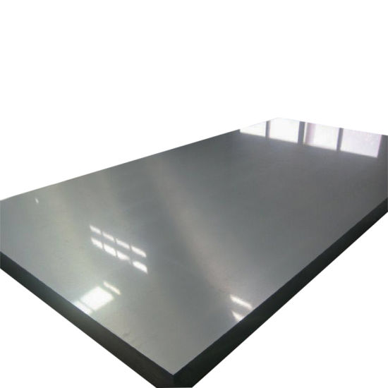 Tole Inox Refractaire 2b Surface Cold Rolled Ss 316 316L Stainless Steel Sheet