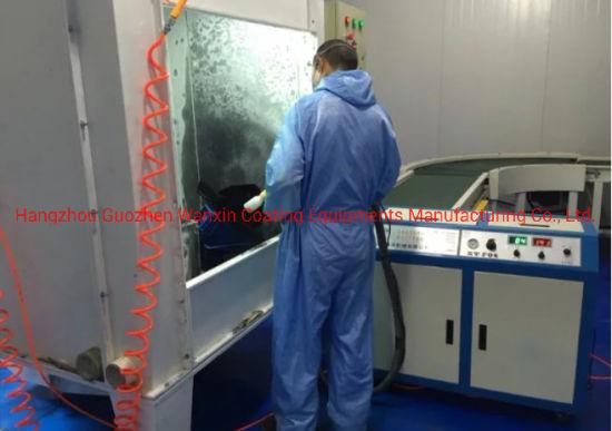 Xt-F04 Manual Electrostatic Flocking Machine