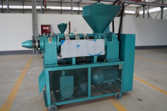 Soybean Seed Oil Expeller with Filter Oil Press Plant (YZYX130WZ) -C pictures & photos