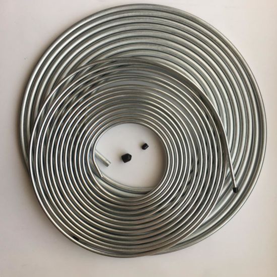 Alloy ASTM A269 400 Stainless Steel Coiled Tube pictures & photos