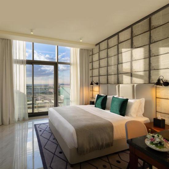 New Design 5 Star Guestroom Furniture Hotel Wooden Bedroom Sets Fantastic Hotel Furnitures