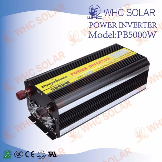 5000W High Frequency Modified Wave Inverter pictures & photos