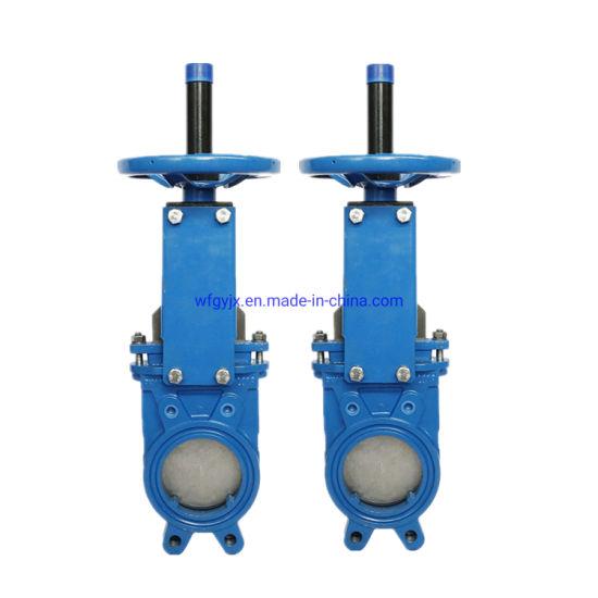 Low Pressure Handwheel Bonnetless Lug Gate Valve