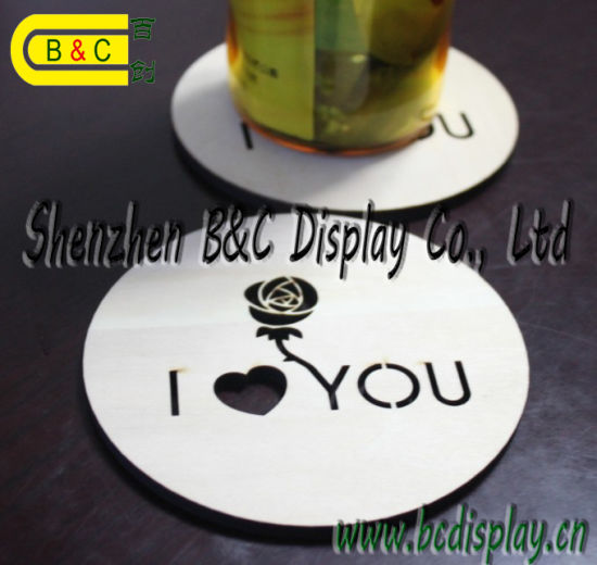 Best Quality with Best Price Paper Absort Coaster (B&C-G049) pictures & photos