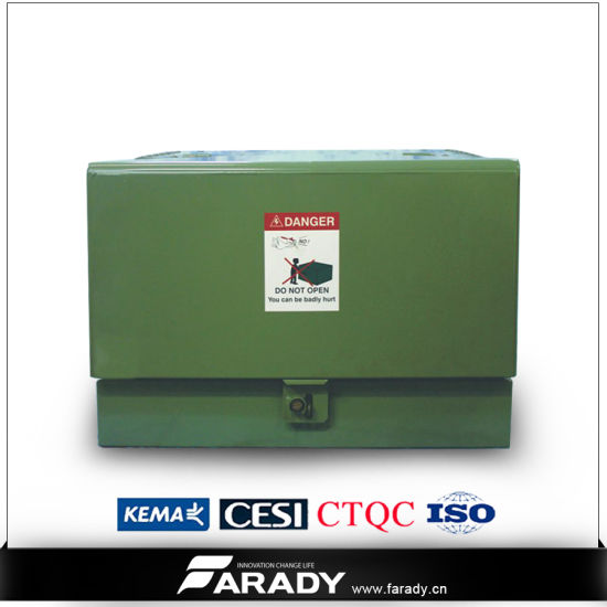 Hot Sale Distribution 75kVA Single Phase Pad Mounted Power Transformer pictures & photos
