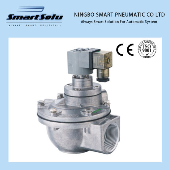 Classical Type Compact Electromagnetic Solenoid Pulse Valve