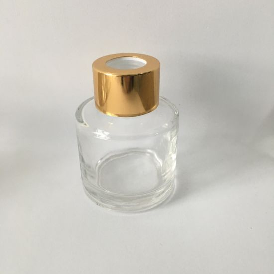 50ml Custom Empty Round Shape Aroma Glass Reed Diffuser Bottle