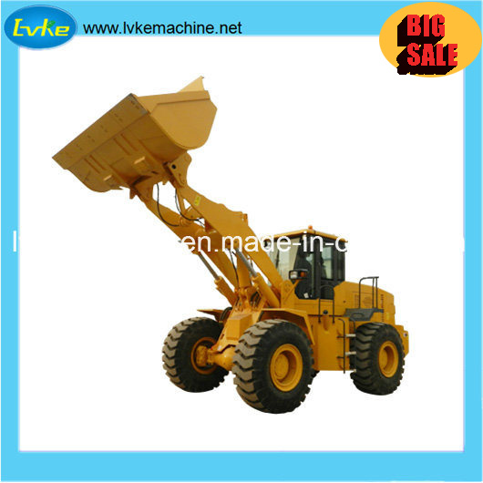 High Quality Wheel Loader Model 20 Countryside Machine Sand pictures & photos