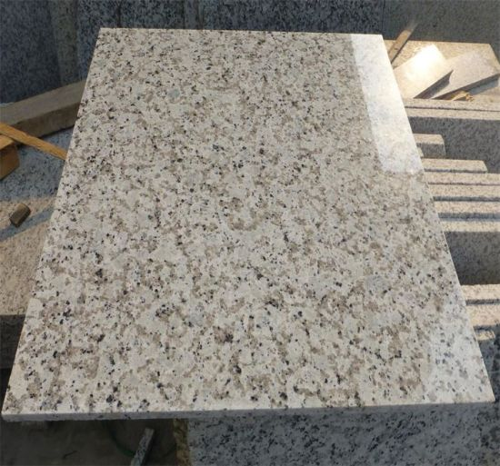 Decoration Materials Bala White Granite Slabs/Tiles/Countertops/Skirting/Wall Tiles pictures & photos