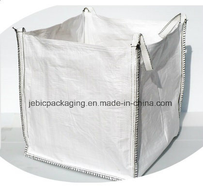 Top Open Big Bag for Coal with Flap pictures & photos