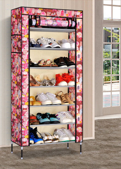 Perfect Fashion Home Furnituer Shoe Storage Organizer Sneaker Cabinet