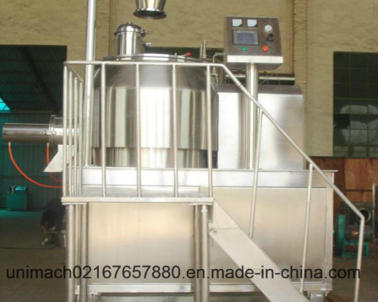 Ghl-1000L Rapid Mixer Granulator pictures & photos