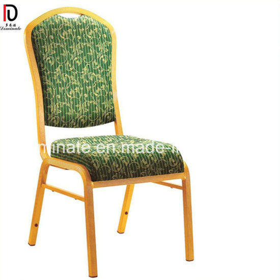 Wholesale Stacking Aluminum Model Wedding Dining Restaurant Hotel Furniture/Chair/Chairs