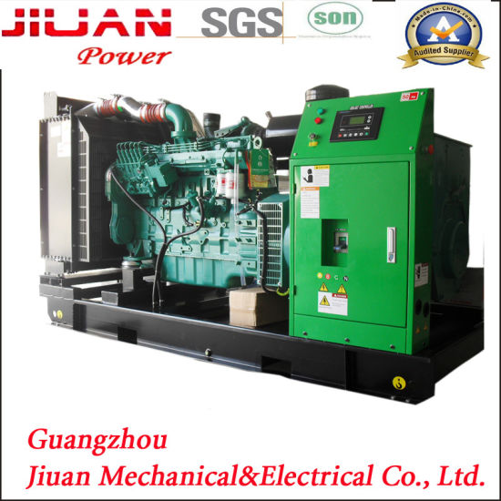 electric generator power plant. 200kVA Power Electric Diesel Generator Plant With Soundproof Cabin O