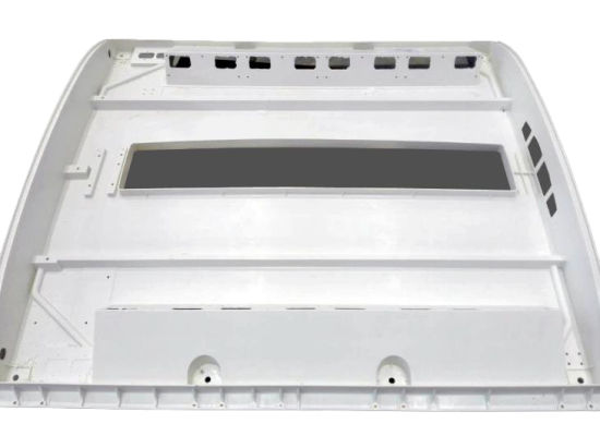 SMC Auto Car Part Air Conditioner Hood / Cover