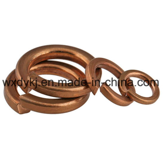 DIN127 Spring Washer Made in Brass