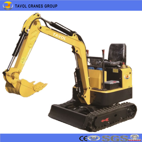 Crawler Hydraulic Excavator in Chain Market pictures & photos
