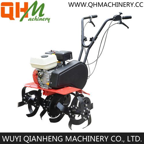Gasoline 6.5HP Power Tiller Rotary Cultivator