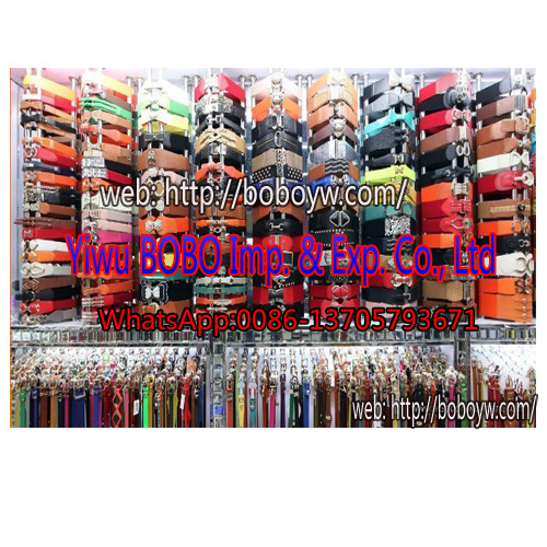 Leather Belts Buckles Wholesale China Yiwu Market Export Agent (B1117) pictures & photos