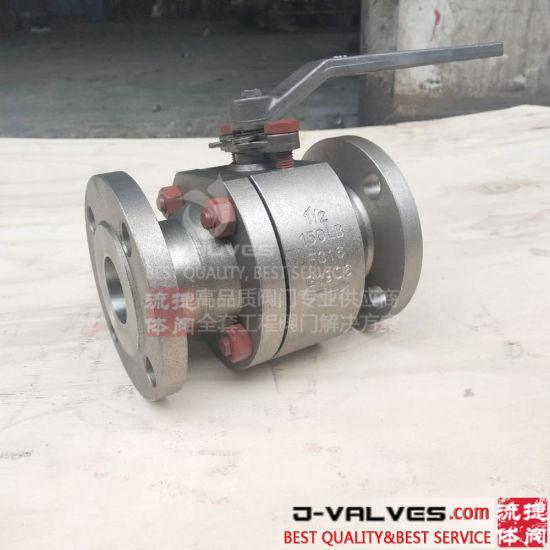 Duplex Stainless Steel Floating Ball Valve