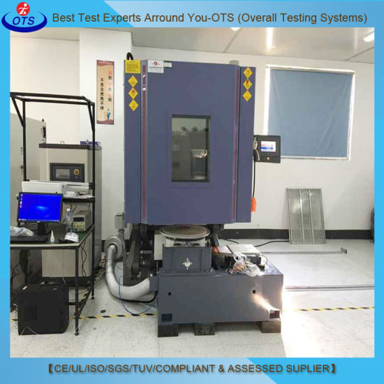 Environmental Temperature Humidity Combined Vibration Test Chamber
