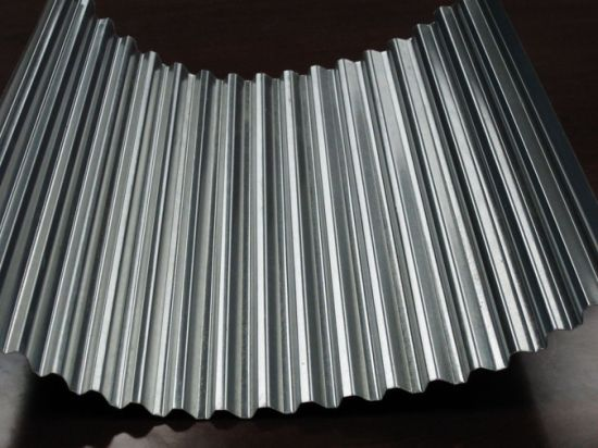 Corrugated Aluminium Cores and Corrugated Aluminum Panels pictures & photos