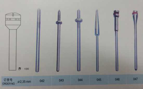 Dental Laboratory Materials/Dental Mandrel for Disc pictures & photos