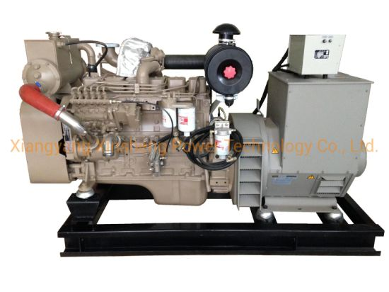 China 6bt5 9 M120 Cummins Marine Propulsion Engine For Generator Set China Cummins Engine Boat Engine