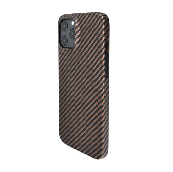 2020 Real Carbon Fiber Cover Aramid Fiber Phone Case