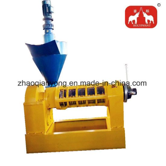CE Approved Large Capacity Screw Oil Press for Sunflower Seeds pictures & photos
