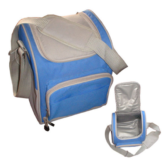 Insulated Cooler Lunch Bottle Camping Bag