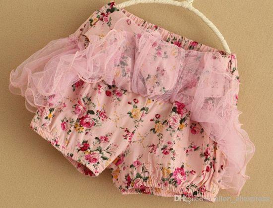 Latest Children Frocks Designs Flower Skirt Girls Cute Baby Skirt Costumes for Sale