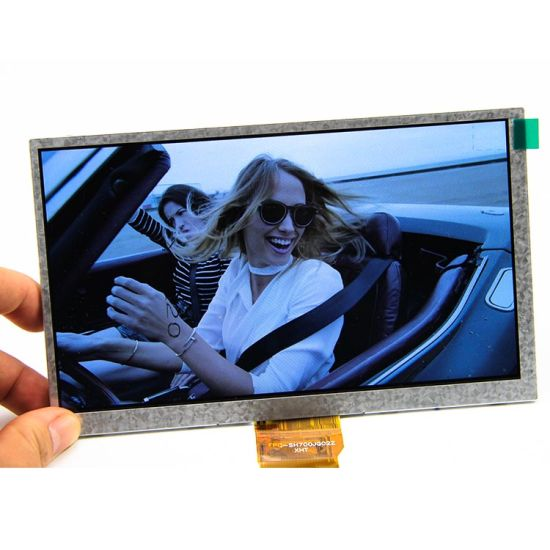 Backlight 10 Inch Small LCD Monitor Video Player Module with Controller Board